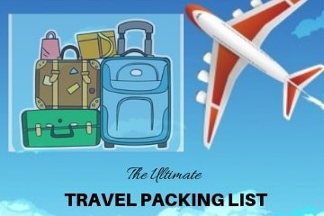Tips for Packing for International Students While Studying Abroad - mbbs study abroad